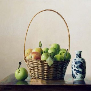Apples and Ceramic art for sale