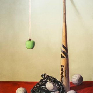 Baseball art for sale