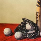 different view - Zhang Wei Guang (Mirror), Baseball - 2