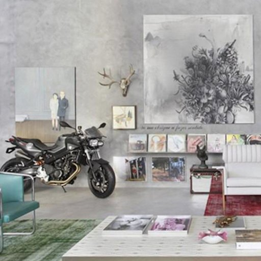 Are You an Art Insider? Here's Your Perfect Living Room