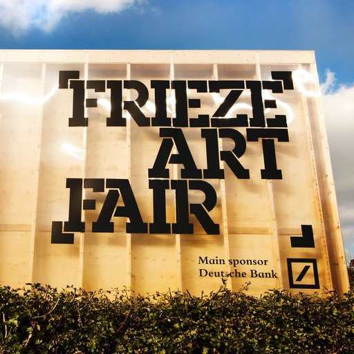 Collect the Stars of Frieze London