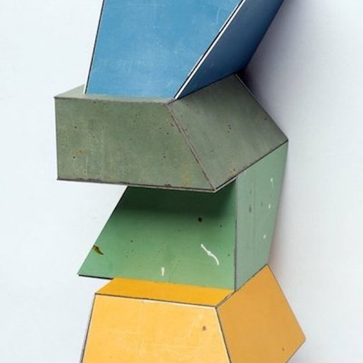 Resist the Rectangle: Collect On-the-Wall Sculpture