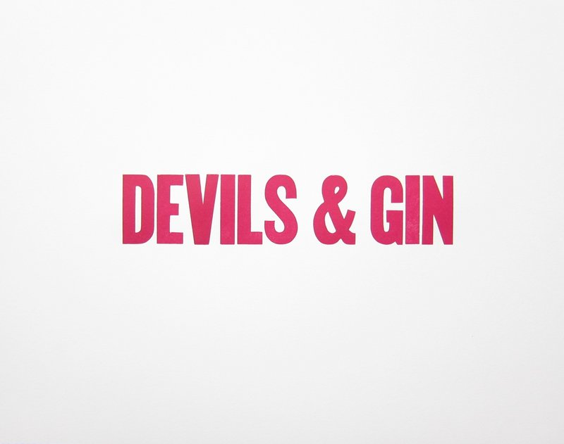 show image - DEVILS & GIN