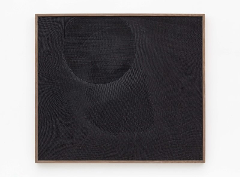 show image - Untitled (Etched Plaster)