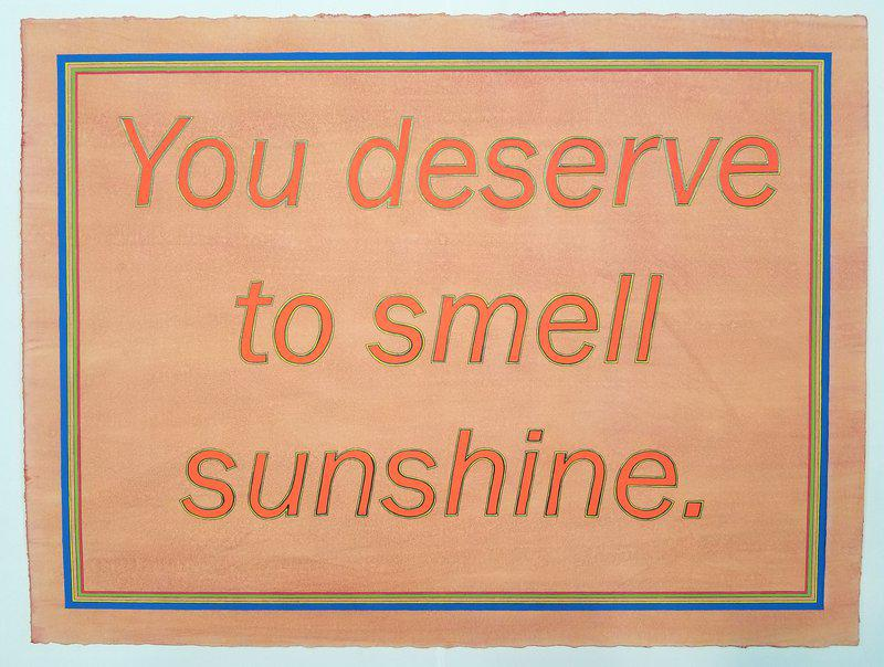 show image - You Deserve to Smell Sunshine