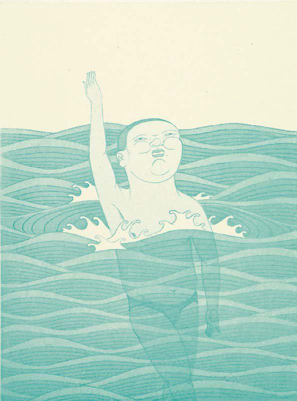 show image - Swimmer