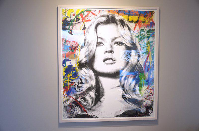 exhibition - Mr. Brainwash - New Works