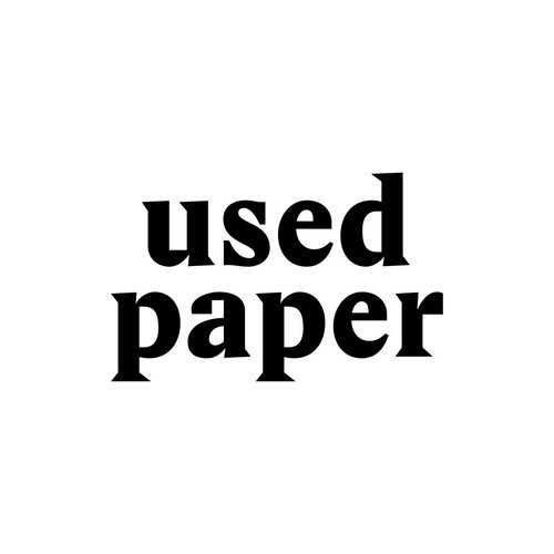 Used Paper