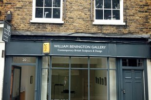William Benington Gallery art gallery