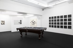 Harlan Levey Projects art gallery