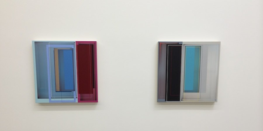 Paintings by Patrick Wilson at Susanne Vielmetter Los Angeles Projects