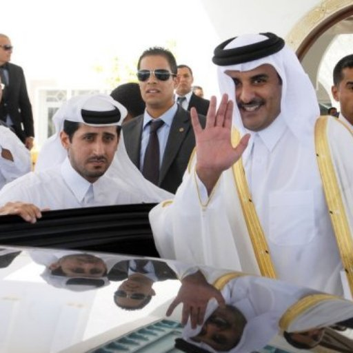 Who Is Qatar's New Art Emir? Meet Sheikh Tamim bin Hamad al-Thani