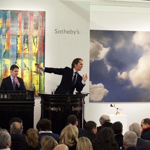 Sotheby's London Sale Draws Record Global Buyers