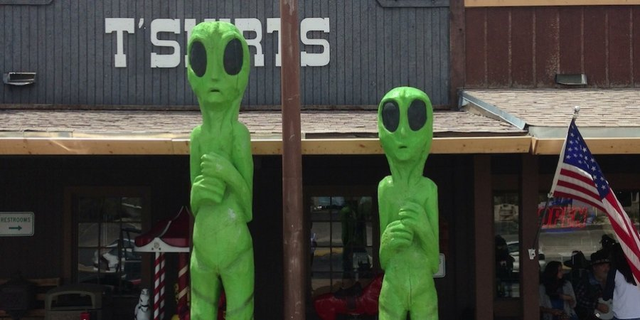 The denizens of Roswell