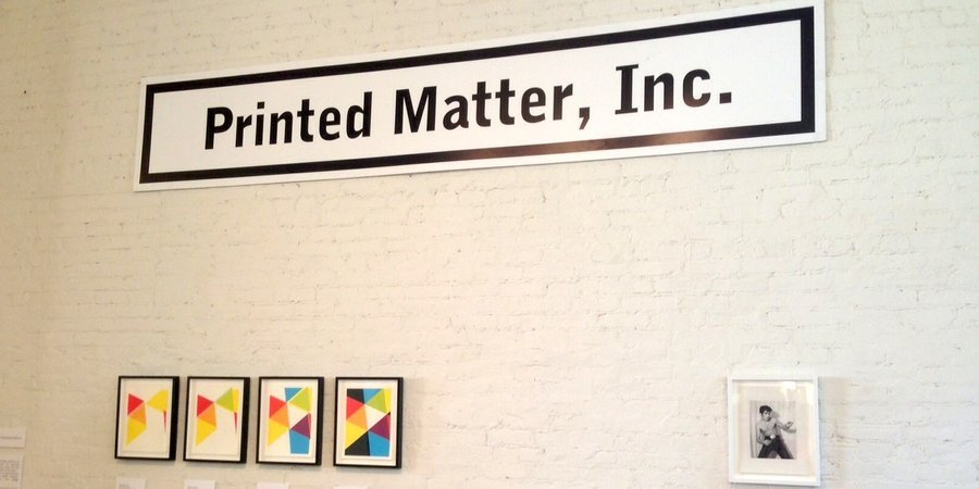 Printed Matter editions