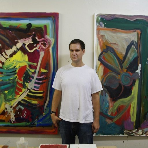 Interviews & Features Painter Josh Smith on His New Bodies of Work