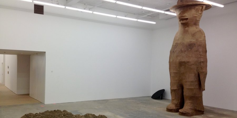 CANADA's lovely and spacious new gallery on Broome Street