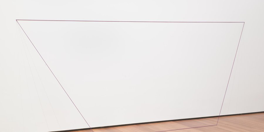 Fred Sandback's <em>Untitled</em> (1967)