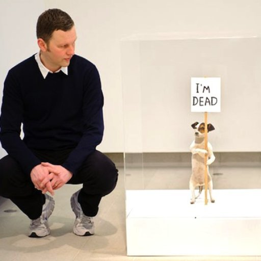 David Shrigley on His Funny Way of Making Art