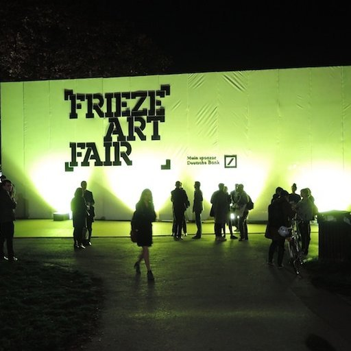 Frieze Week, Sotheby's Auction Preview, & More