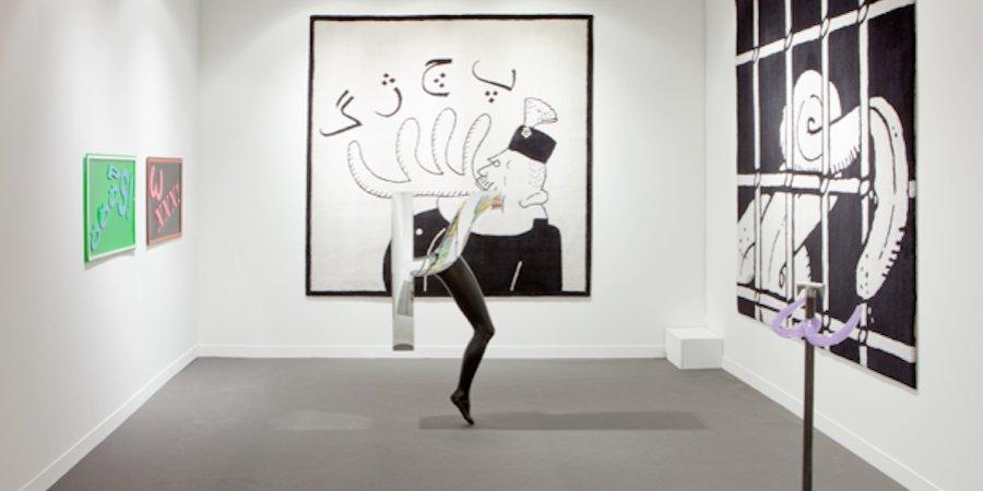 Immersive Art & Parisian Parties: Maria Baibakova's 2013