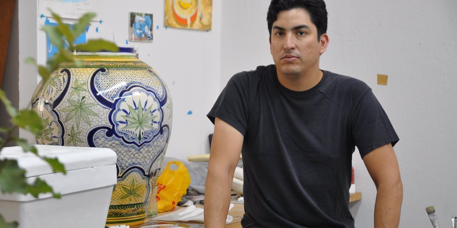 Eduardo Sarabia on Confronting Mexico's Underbelly With Art