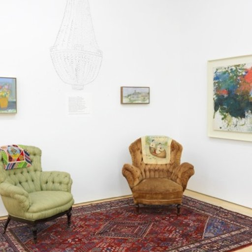 John Ashbery's Art Collection Gets a Show