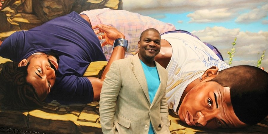 Kehinde Wiley, Leigh Ledare, & Other Artists on the Rise