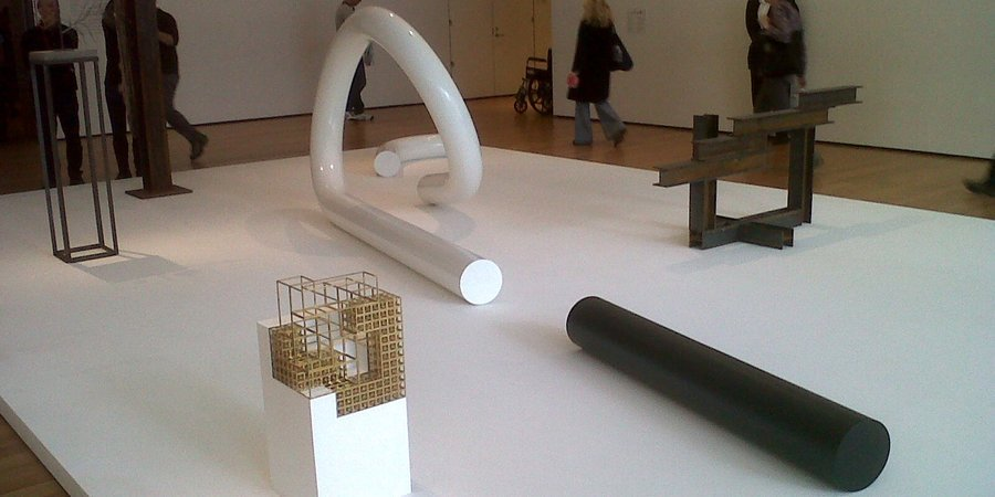 Carol Bove at the Museum of Modern Art