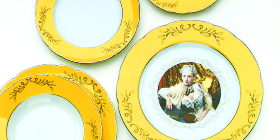 The Delectable History of Artist-Designed Tableware