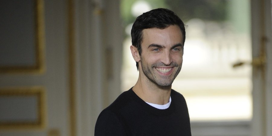 Why Nicolas Ghesquière's New Louis Vuitton Post Means Good Things for the Art World