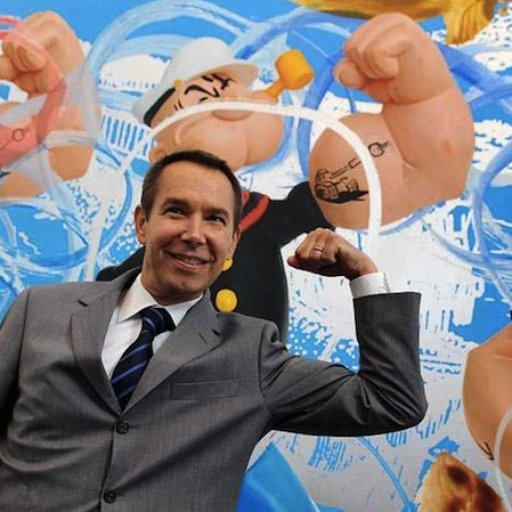 Jeff Koons Tops Art+Auction Rankings