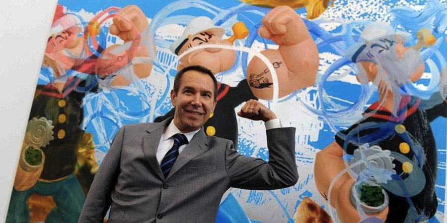 Art+Auction's Power 100 List Puts Koons on Top