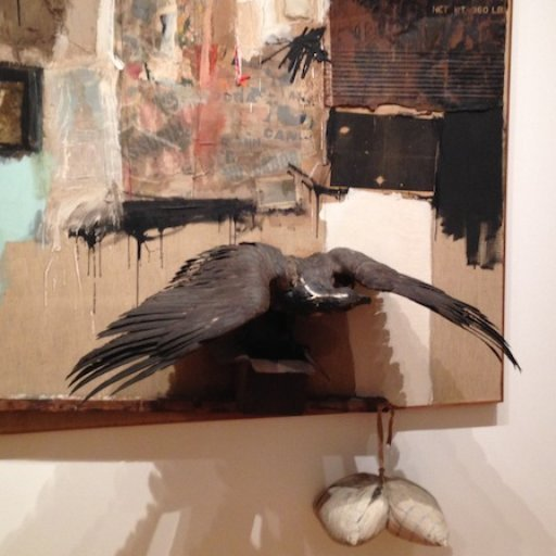 Rauschenberg's Eagle Roosts at MoMA & More