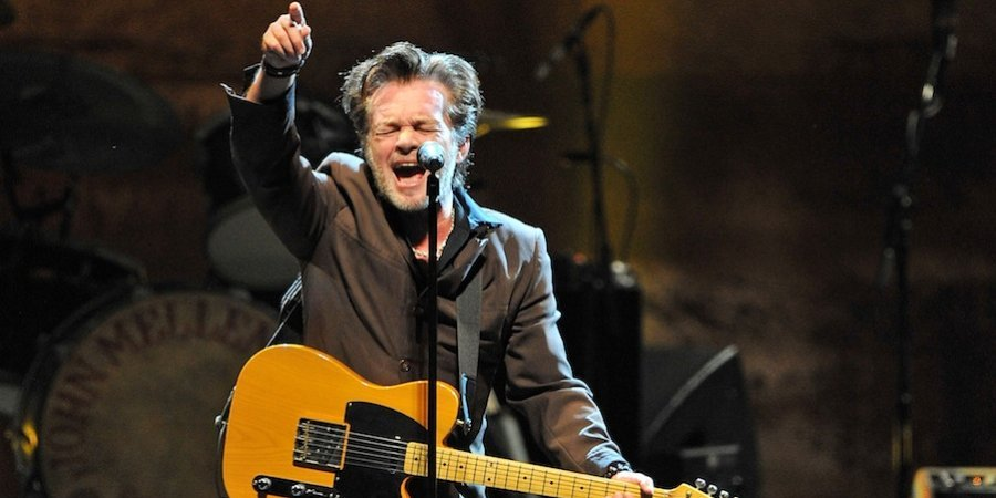 John Mellencamp: Singer, Painter, Vandal