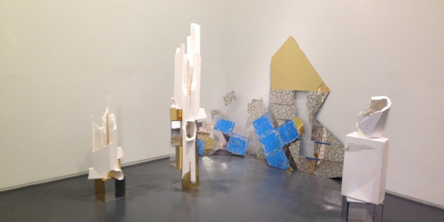 Sculptures by Joy Curtis at Klaus von Nichtssagend