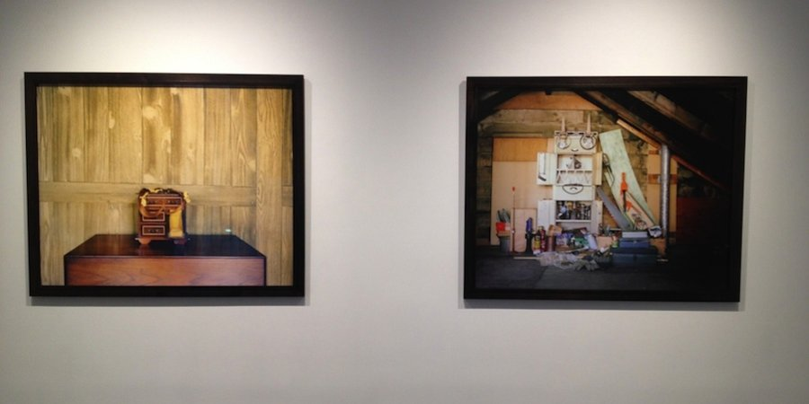 Photographs from Andrea Tese's new show at De Buck Gallery.