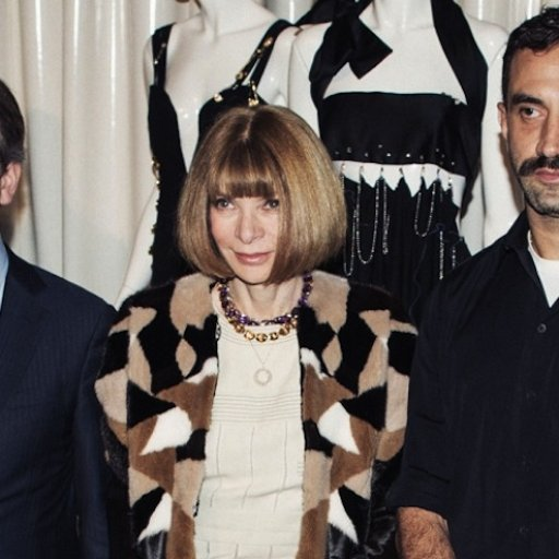 What Is Anna Wintour Doing in the Art World?