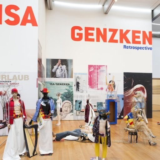 On Isa Genzken at MoMA and the Schizoconsumerist Aesthetic