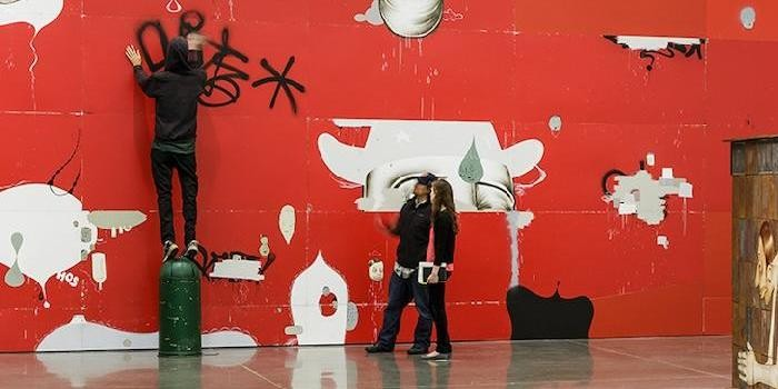 Street Art Meets the Museum in Barry McGee's New Show at ICA Boston