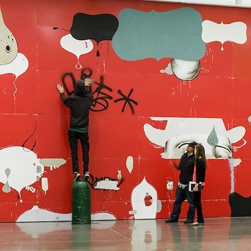 Barry McGee at ICA Boston