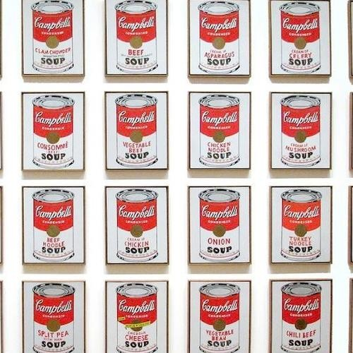 11 of Andy Warhol's Signature Series