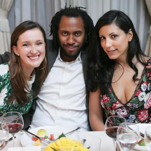 See Photos From Artspace and Maria Baibakova's Frieze New York Dinner