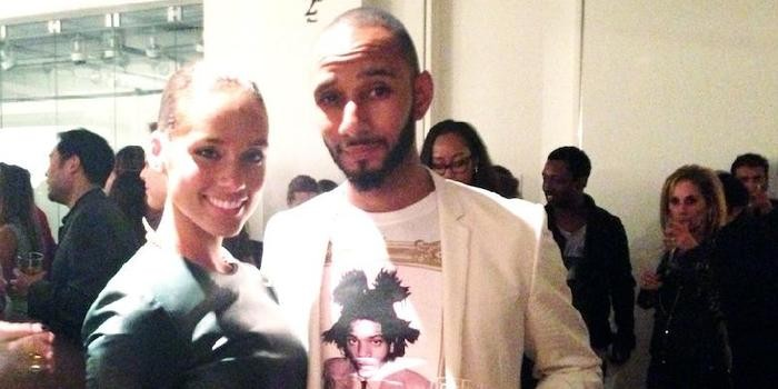 How Basquiat Inspired Swizz Beatz and Alicia Keys to Collect Art