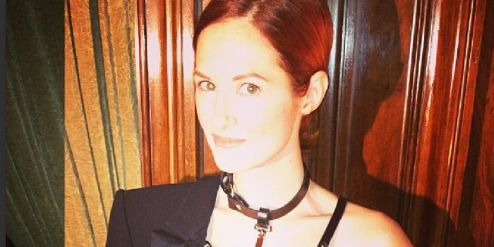Moda Operandi's Taylor Tomasi Hill on Why Punk Is All the Rage at the Met