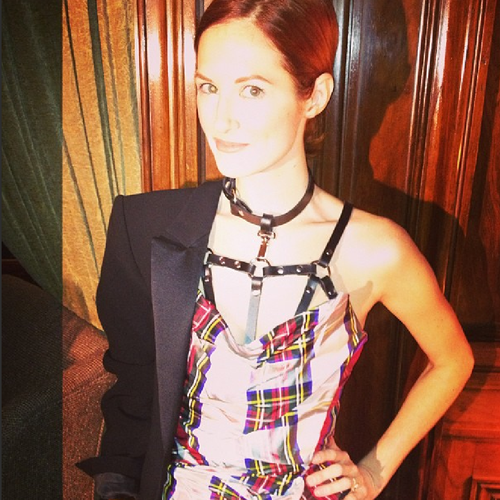 Taylor Tomasi Hill on All Things Punk at the Met