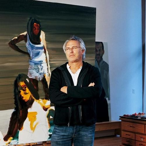 "Interviews & Features True Tales of '80s Art Stardom in Eric Fischl's New ""Bad Boy"" Memoir"