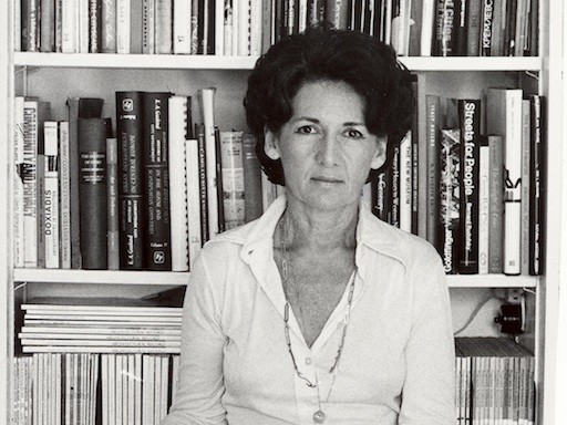 News & Events Remembering the Dean of Architecture, Ada Louise Huxtable
