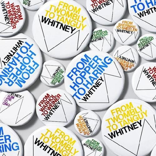 The Whitney Launches New Logo & Graphic Identity