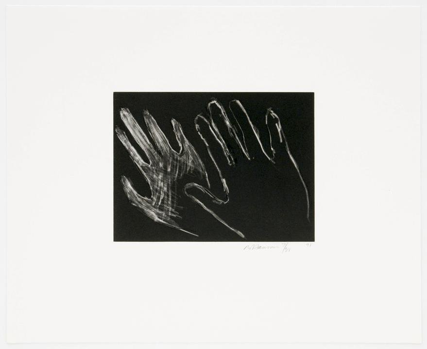 by bruce_nauman - Untitled (Hands)
